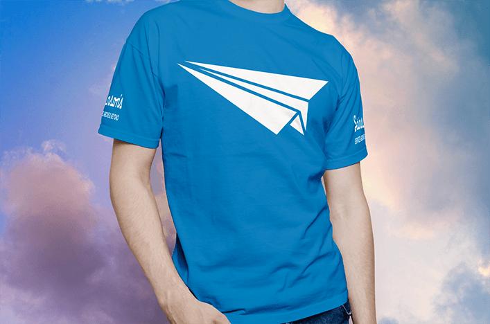 Stinson's T-shirt