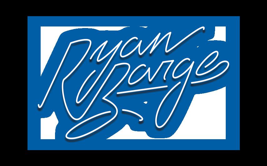 Ryan Barge Music Logo Design The Marcom Group
