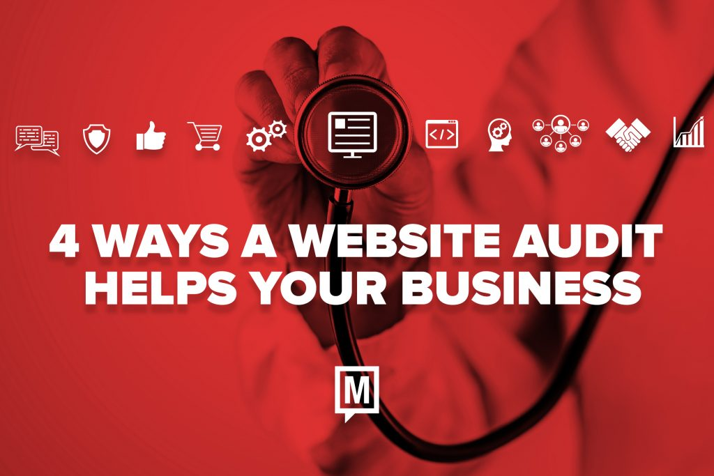 4 Ways a Website Audit Helps Your Business